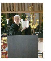 法藏院住職